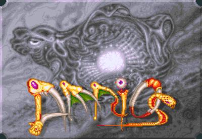Amnios - Screenshot - Game Title