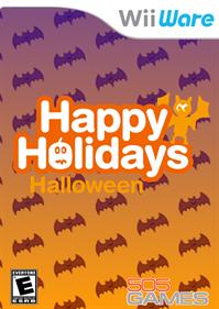 Happy Holidays: Halloween