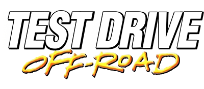 Test Drive: Off-Road - Clear Logo