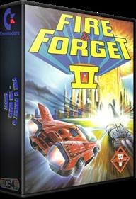 Fire & Forget II - Box - 3D
