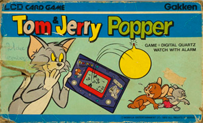 Tom & Jerry Popper