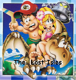 Adventure Island 3: The Lost Isles