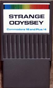 Strange Odyssey - Cart - Front