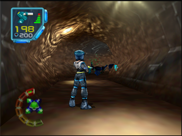 Jet Force Gemini - Screenshot - Gameplay