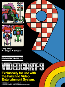 Videocart-9: Drag Strip
