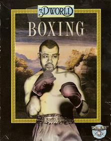 3D World Boxing - Box - Front