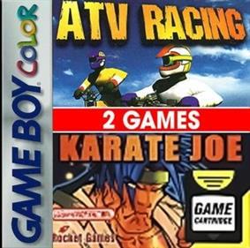 2 Games: ATV Racing & Karate Joe