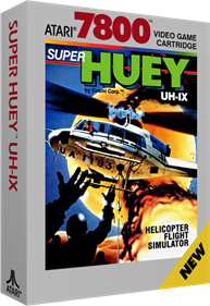Super Huey UH-IX - Box - 3D