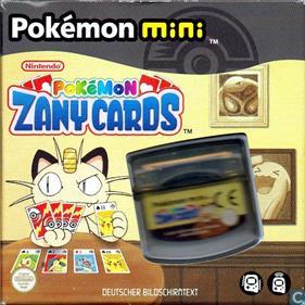 Pokemon Zany Cards