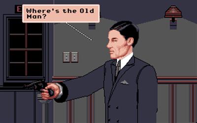 The King of Chicago - Screenshot - Gameplay