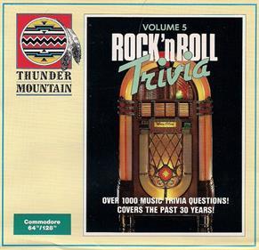 Rock 'n Roll Trivia Volume 5
