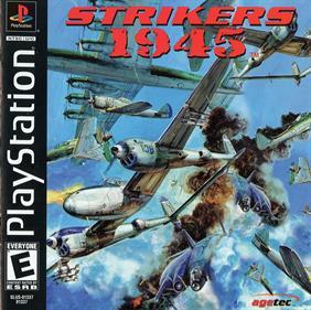 Strikers 1945 Details - LaunchBox Games Database
