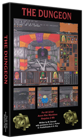 The Dungeon - Box - 3D