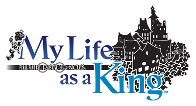 Final Fantasy Crystal Chronicles: My Life as a King - Clear Logo