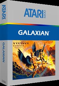 Galaxian - Box - 3D