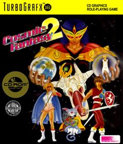 Cosmic Fantasy 2: Bouken Shounen Ban