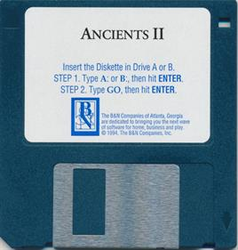 Ancients 2: Approaching Evil - Disc