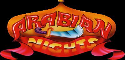 Arabian Nights - Clear Logo