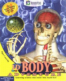 3-D Body Adventure - Box - Front