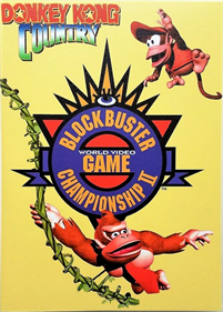 Donkey Kong Country: Blockbuster World Video Game Championship II