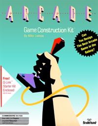 Arcade Game Construction Kit