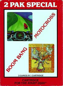2 Pak Special: Motocross / Boom Bang