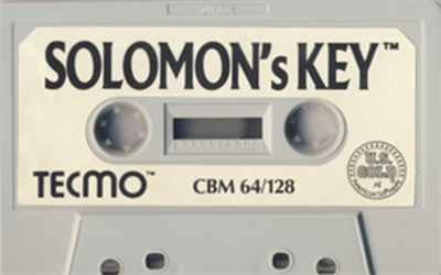 Solomon's Key - Disc