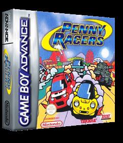 Gadget Racers - Box - 3D