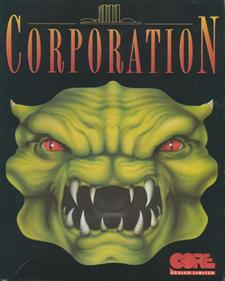 Corporation - Box - Front