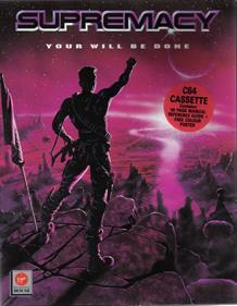 Overlord (Virgin Mastertronic) - Box - Front