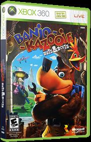 Banjo-Kazooie: Nuts & Bolts - Box - 3D