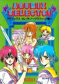 Agumix Selects! Tokusen Graphic Shuu