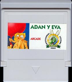Adan y Eva - Cart - Front