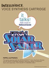 Tron: Solar Sailer