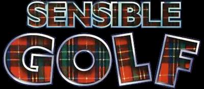 Sensible Golf - Clear Logo