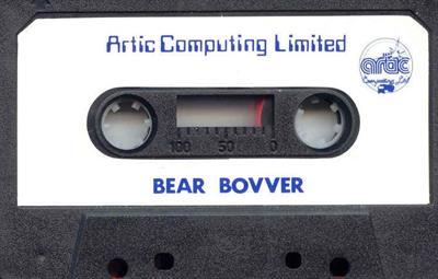 Bear Bovver - Cart - Front