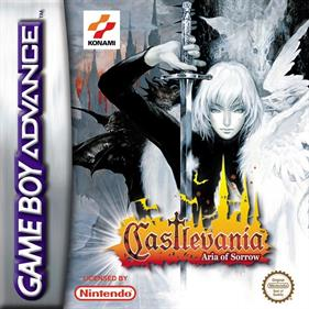 Castlevania: Aria of Sorrow - Box - Front
