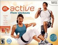 EA Sports Active: More Workouts - Box - Front