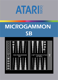 Microgammon SB - Box - Front