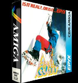 Final Assault - Box - 3D