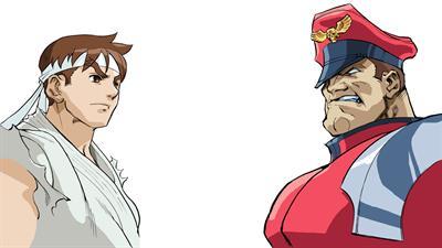 Street Fighter Alpha 3 - Fanart - Background