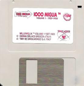 1000 Miglia - Disc