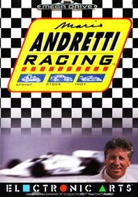 Mario Andretti Racing - Box - Front