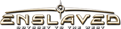 Enslaved: Odyssey to the West - Clear Logo