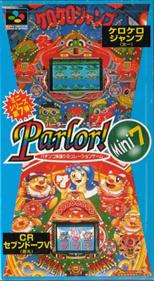 Parlor! Mini 7: Pachinko Jikki Simulation Game