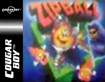 Zipball - Box - Front