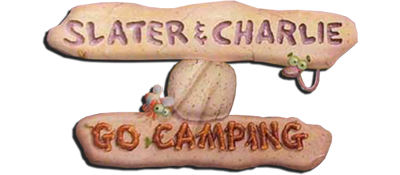Slater & Charlie Go Camping - Clear Logo