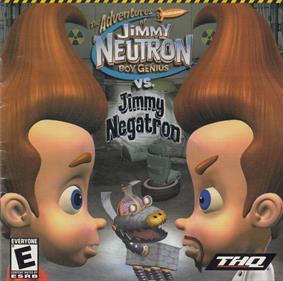 The Adventures of Jimmy Neutron: Boy Genius vs. Jimmy Negatron