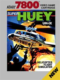 Super Huey UH-IX - Box - Front