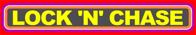 Lock 'n' Chase - Banner